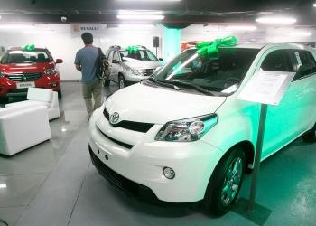 Toyota es la marca de carros livianos más vendida en el país, le siguen las coreanas Hyundai y Kia.