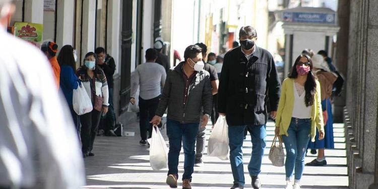 El gasto real por hogar en Arequipa se redujo en 5.6%.