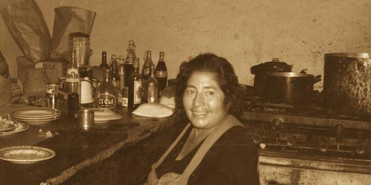 Nuevo inicio. Irma Alpaca, fundó La Nueva Palomino en el distrito de Yanahuara.