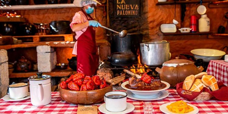 Por la singular preparación de comida, la picantería fue declarada Patrimonio Cultural de la Nación por el Ministerio de Cultura.