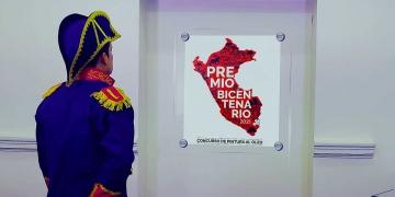 Este certamen busca reconocer al artista que mejor refleje el bicentenario de la independencia nacional.