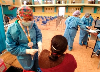 Un sector de la población se resiste a recibir las dosis contra el COVID-19, esto sumado a otros factores, provocan ausentismo en los centros de inmunización
