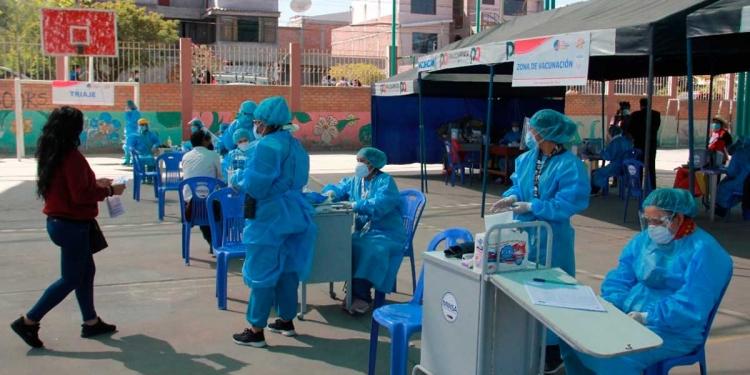 Según autoridades, la falta de dosis afecta el cronograma de vacunación en Arequipa.