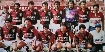 El exfutbolista fue uno de los arequipeños que más destacó en la historia del FBC Melgar.