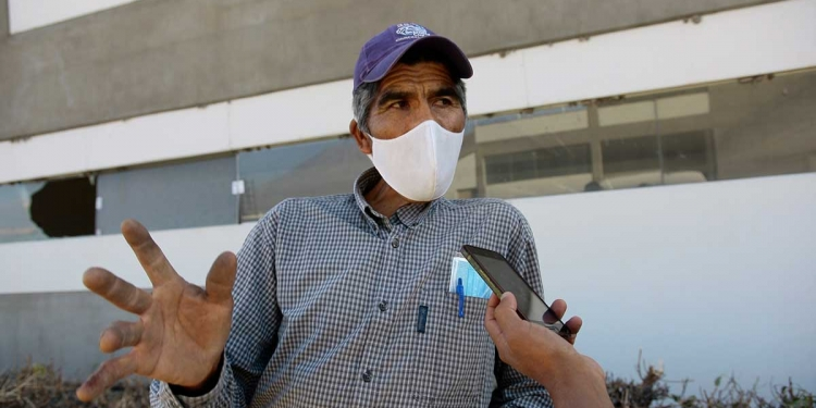 Julio Rojas es administrador del hipódromo y resaltó que después de dos años, se reactivaron las carreras.