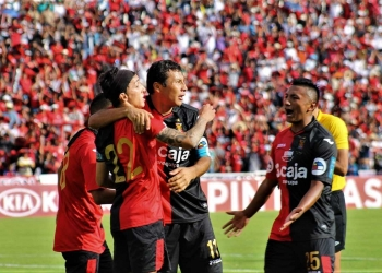 'Cachete' Zúñiga, fue uno de los jugadores más experimentados que apoyó a Torres en su paso por el FBC Melgar.