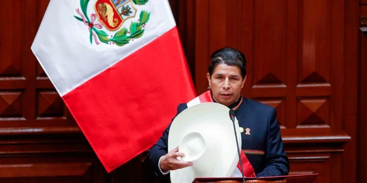 Carlos Timaná aclaró que pese a las pugnas de poder entre Pedro Castillo y Vladimir Cerrón, ambos tienen el mismo proyecto político. (Foto: Andina)