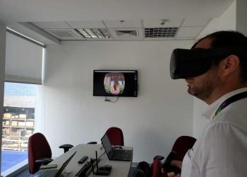 Durante varios años se enfocaron en las capacitaciones en realidad virtual orientadas a la minería.