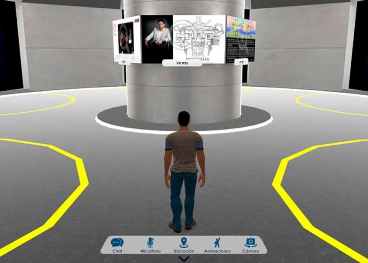 Con Avatax realizaron una exhibición fotográfica virtual sobre las peleas de toros.