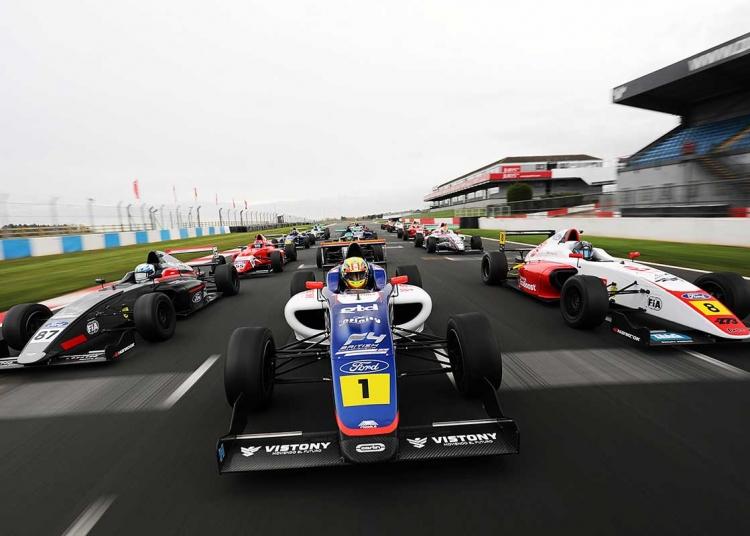 El próximo 24 de octubre, participará en el Gran Premio Brands Hatch de Reino Unido.