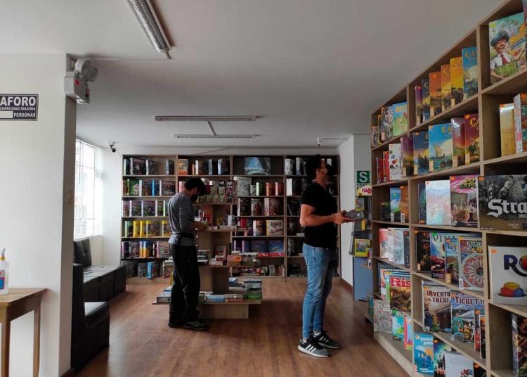 Día D Juegos forma parte de una franquicia que además cuenta con una tienda en Lima.