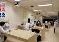 Los alumnos solo pueden ingresar 15 minutos antes de sus clases y una vez culminadas deben retirarse.