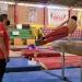 De lunes a sábado, Castillo entrena a deportistas de alto rendimiento en el gimnasio de Cerro Juli.